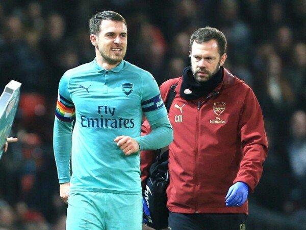 Hadapi Huddersfield, Arsenal Harap-Harap Cemas dengan Cedera Para Pemain