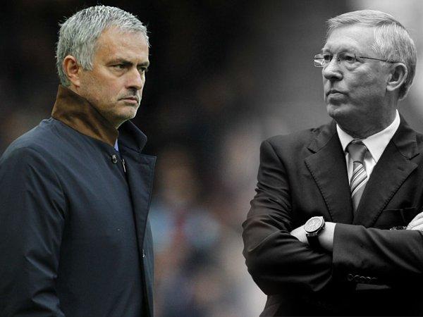 Mourinho: Jangan Bandingkan MU Kini dan Era Ferguson!