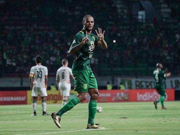 Persaingan Top Skor Liga 1 Ketat, David da Silva Atau Rakic?