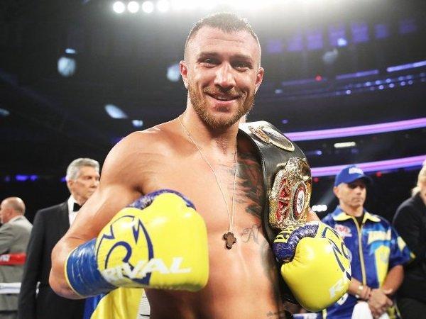 Sandang Sabuk WBA dan WBO, Lomachenko Incar Juara Sejati