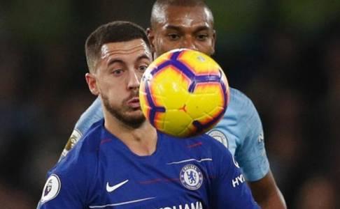 Meski Menang, Hazard Anggap Man City Masih Yang Terbaik