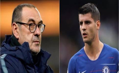 Morata Masih Dalam Rencana Bos Chelsea