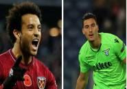 Dihujani Kritik, Felipe Anderson Beri Dukungan Pada Eks Rekannya di Lazio