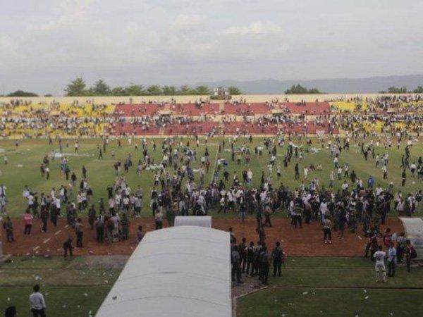 Suporter Kembali Berulah, PSSI Akan Evaluasi Perangkat Pertandingan Piala Indonesia