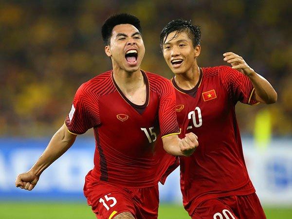 Tahan Imbang Malaysia, Vietnam Harapkan Dukungan Suporter di Hanoi