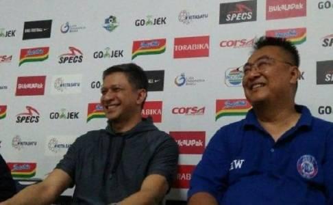 Arema FC Targetkan Juara Piala Indonesia