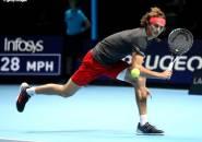 Hadapi Federer dan Djokovic, Alexander Zverev Mainkan Permainan Kelas Dunia