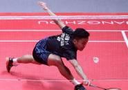 Kalah dari Son Wan Ho, Anthony Ginting Gugur dari BWF World Tour Finals 2018