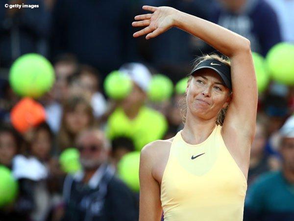 Bangkitnya Maria Sharapova Tak Mampu Samai Roger Federer, Klaim Martina Hingis
