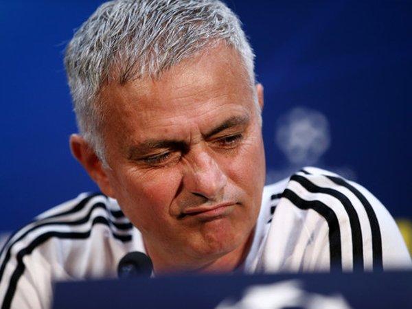 Jose Mourinho Anggap Liverpool Sebagai Tim yang 'Beruntung'