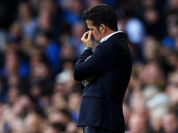 Marco Silva Kecewa dengan Penyelesaian Akhir Everton