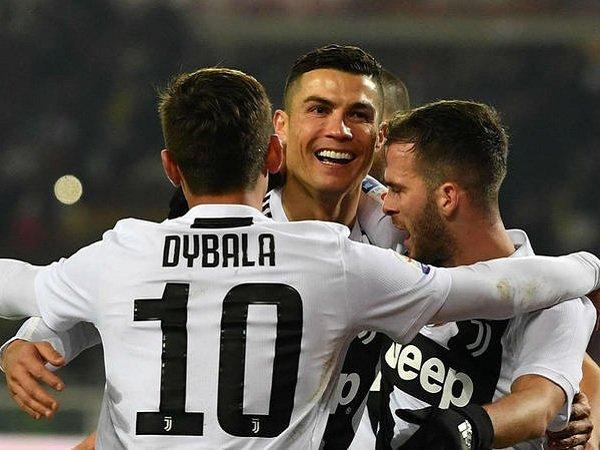 Ronaldo Klaim Juventus Pantas Raih Kemenangan di Laga Derby della Mole