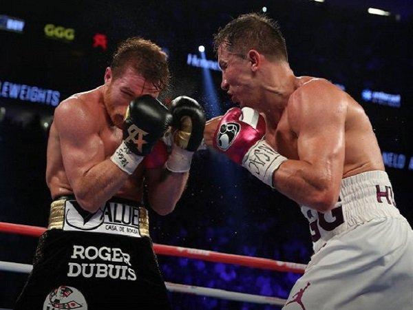 De La Hoya: Canelo Harus Menang KO Jika lawan Golovkin Lagi