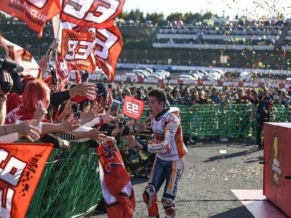 Pilih Madrid Sebagai Venue, Honda Umumkan Tanggal Peluncuran Motor MotoGP 2019.