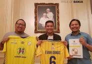 Evan Dimas Bergabung, Lini Tengah Barito Putera Makin Kokoh