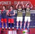 Kaleidoskop 2018: Gelar Kesembilan Kevin/Marcus di Hong Kong Open