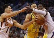 Golden State Warriors Sukses Permalukan Phoenix Suns di Kandang Sendiri