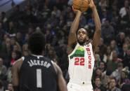 Bermain Dominan, Bucks Bekuk Pistons Dengan Skor Telak