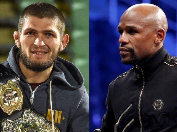 Jika Lawan Khabib, Mayweather Harus Ikut Aturan UFC