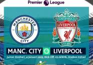 Prediksi Manchester City vs Liverpool, Laga Terpenting Musim Ini?