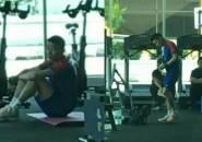 Lee Chong Wei Jalani Latihan Perdana di Tim Nasional