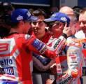 Rivalitas Panas Lorenzo dan Marquez Justru Bagus untuk Honda