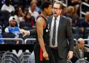 Nick Nurse Bertanggung Jawab Atas Kekalahan Telak Raptors Dari Spurs