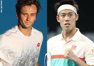Kei Nishikori Siap Tempur Lawan Daniil Medvedev Di Final Brisbane International