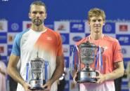 Kevin Anderson Naik Podium Juara Di Pune