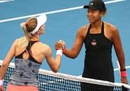 Telan Kekalahan Pahit Di Brisbane, Naomi Osaka Dapatkan Pelajaran Berharga