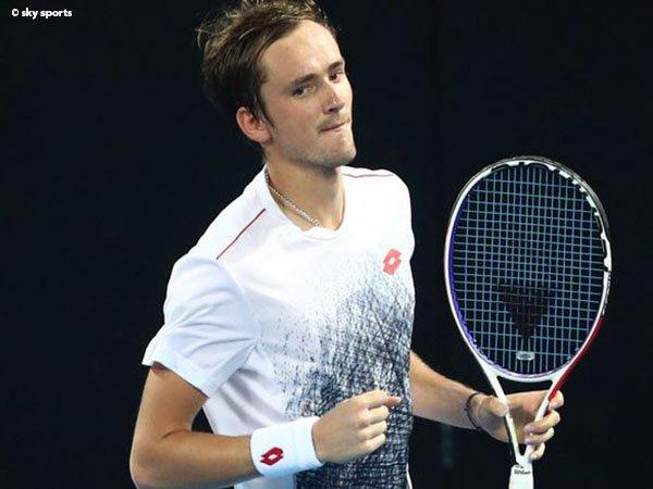 Jelang Australian Open, Daniil Medvedev Pertimbangkan Kembali Untuk Pertahankan Gelar Di Sydney