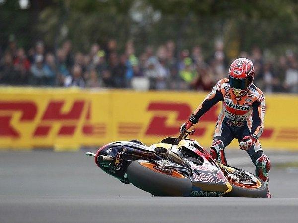 Legenda MotoGP Ini Mulai Soroti Kebiasaan Buruk Marquez