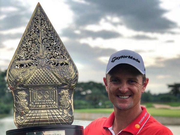 Justin Rose Kembali Pimpin Peringkat Golf Dunia