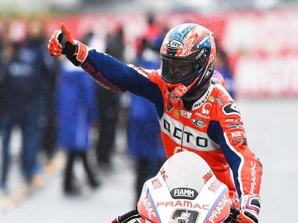 Ducati Dianggap Tepat Dalam Menggantikan Lorenzo dengan Petrucci