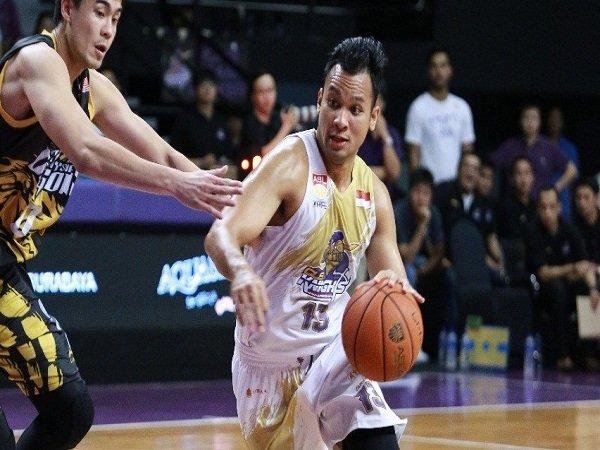 Kaleb Ramot Sayangkan Lambannya Perkembangan Basket di Indonesia