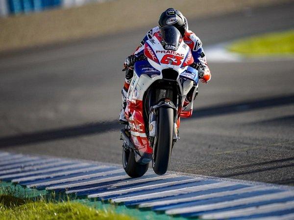 Performa Awal Bagnaia Buat Bos Pramac Ducati Terkesan