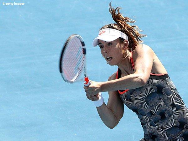 Alize Cornet Tantang Sofia Kenin Di Ssemifinal Hobart International