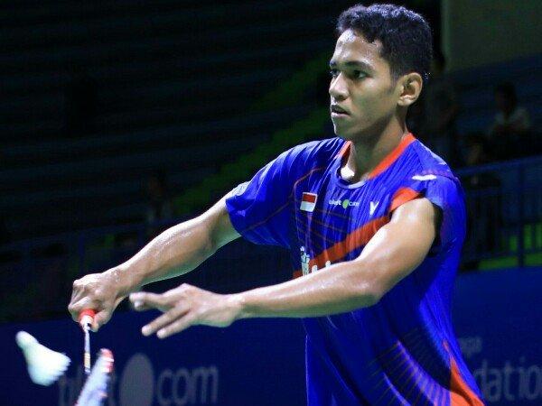 Ihsan dan Chico Langsung Kandas di Babak Pertama Thailand Masters 2019