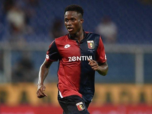 Juventus Saingi Napoli untuk Dapatkan Kouame dari Genoa