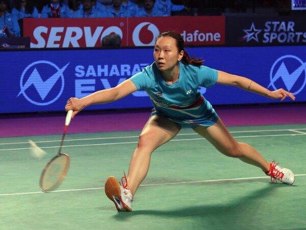 Kalahkan Saina Nehwal, Zhang Beiwen Bawa Awadhe Warriors ke Puncak Klasemen PBL 2018/19