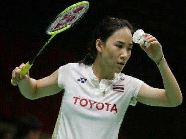 Nitchaon Jindapol Lolos Mudah ke Babak Kedua Thailand Masters 2019