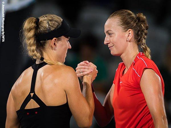 Penantian Petra Kvitova Diganjar Satu Tempat Di Semifinal Sydney International