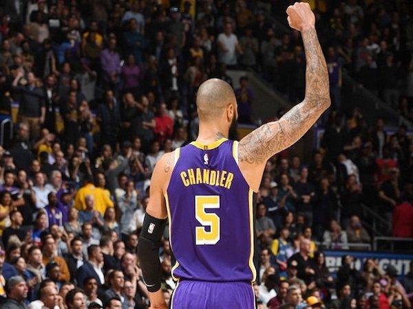 Tyson Chandler Beberkan Alasan Lain Pilih Lakers Ketimbang Warriors