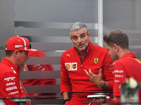 Ada yang Salah pada Ferrari di Bawah Kepemimpinan Arrivabene