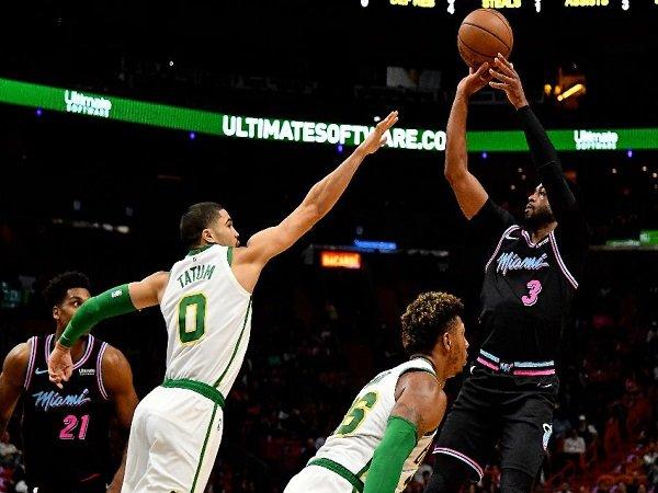 Akurasi Tembakan Solid, Heat Bungkam Celtics