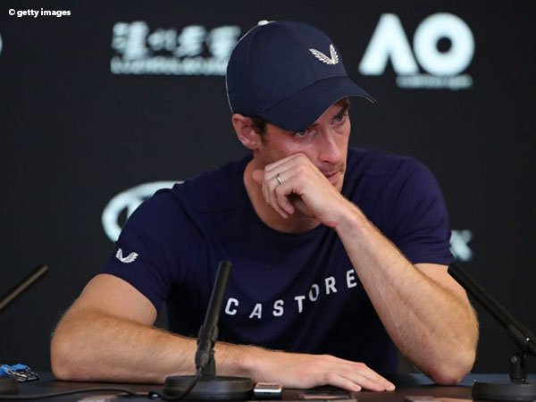 Australian Open Bisa Jadi Akhir Karier Andy Murray
