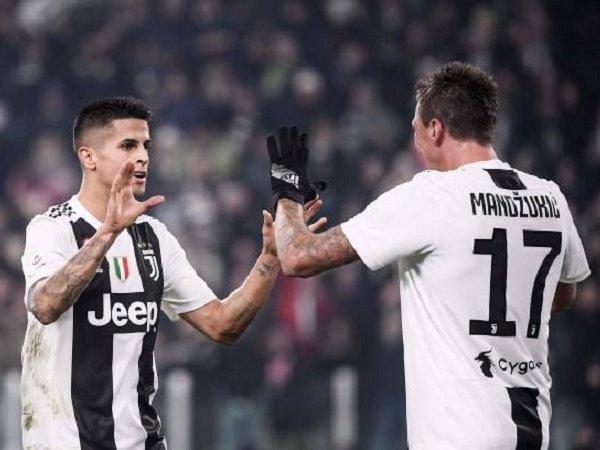 Cancelo Balik Perkuat Juventus di Piala Super Italia, Mandzukic Terancam Absen