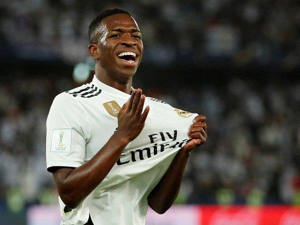 Direktur Real Madrid Yakini Vinicius Junior akan Jadi Bintang