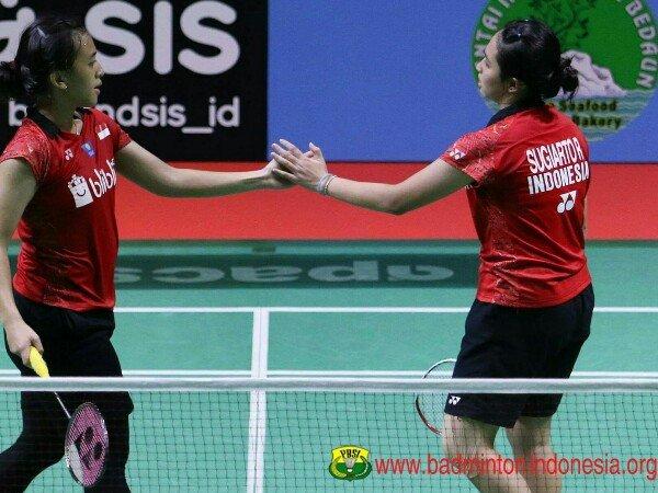 Ganda Putri Indonesia Tanpa Wakil di Perempat Final Thailand Masters
