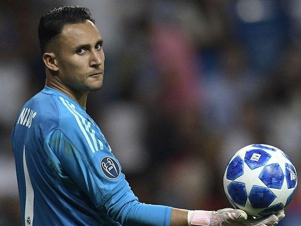 Keylor Navas Ungkap Rencana Masa Depannya di Real Madrid